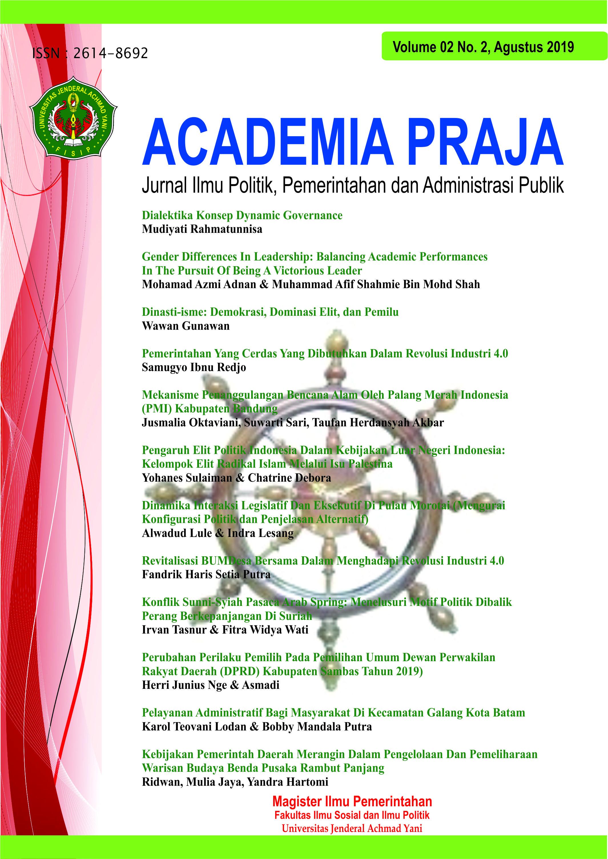 Academia Praja Vol. 2 No.02